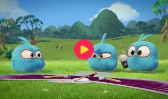 Angry Birds Blues: Reeks 1 - Aflevering 8
