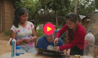 Goed gezien!: Aflevering 9 - Lichtfles