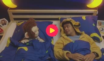 In bed met Olly: Elindo - Onesie