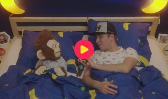 In bed met Olly: Dylan Haegens - Haarbal