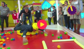 Kingsize Live met Frank Deboosere en Maarten Vangramberen