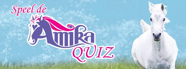 Speel de Amika-quiz