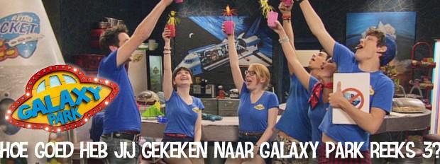 Galaxy Park Reeks 3 Quiz