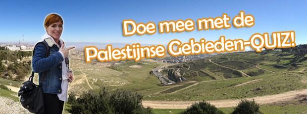 Karrewiet in de Palestijnse Gebieden