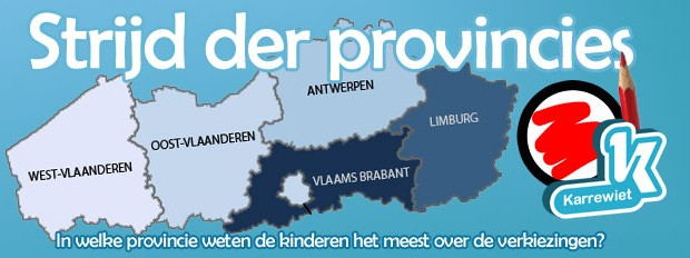 Strijd der Provincies