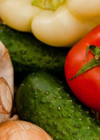 De Boer Op: Groenten