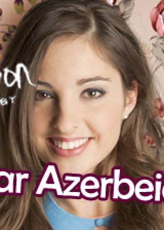 Iris naar Azerbeidzjan