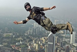 Basejumpen