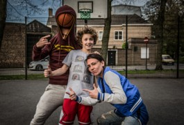 Urban is Top!: Freestyle basketbal