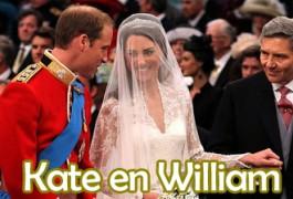 Kate en William