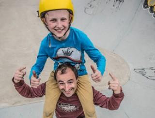 Urban is Top!: Aggressive Inline Skating