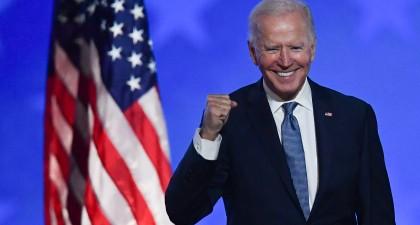 Joe Biden wint de verkiezingen