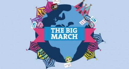 the Big March