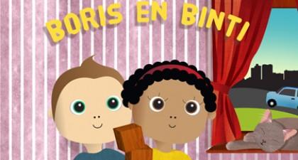 Nederlands leren met Boris en Binti