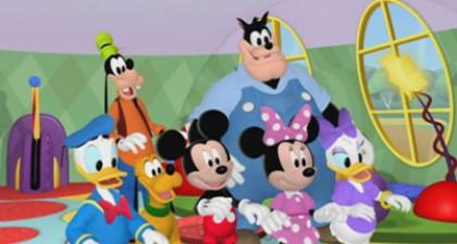 Disney's Mickey Mouse clubhuis: Het verhaal