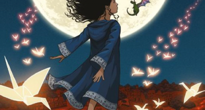 Het meisje dat de maan dronk