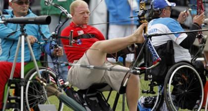 Paralympische Sporten