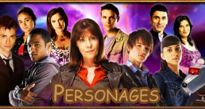 Personages: The Sarah Jane adventures