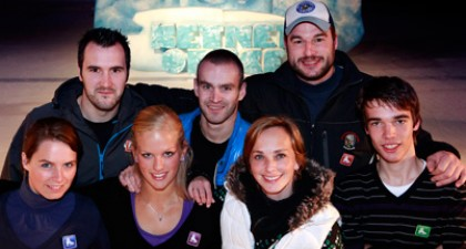 Ketnet On Ice Coaches