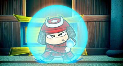 Chop Chop Ninja Challenge: het verhaal