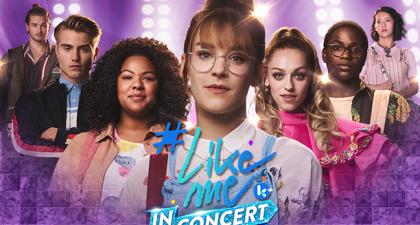 LikeMe in concert