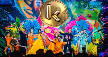 Het Gala van de Gouden K's 2018