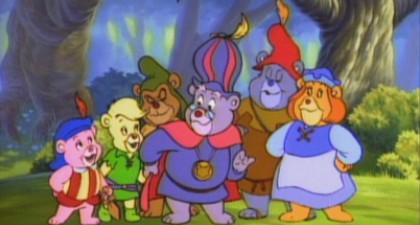 Disney's De Gummiberen: Wie is wie?