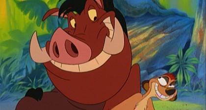 Timon en Pumbaa: Wie is wie?