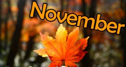 November 2013