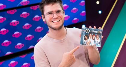 Win cd's met de allerleukste hits!