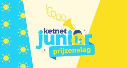 Ketnet Junior Prijzenslag winnaars