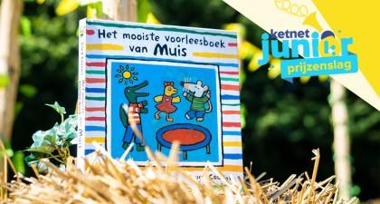 Ketnet Junior Prijzenslag: Het mooiste voorleesboek van Muis