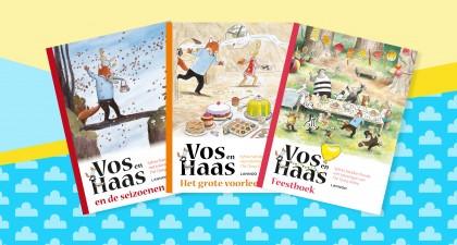 boekenpakket Vos en Haas
