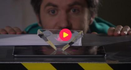 Superbrein: Het hologram