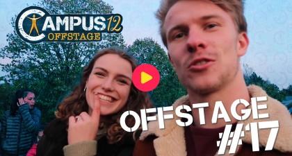 Campus 12: offstage aflevering 17