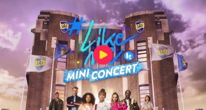 #LikeMe Mini Concert
