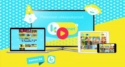 De Ketnet Jr.-app nu ook op je smartphone