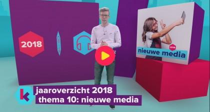 Thema 10: nieuwe media