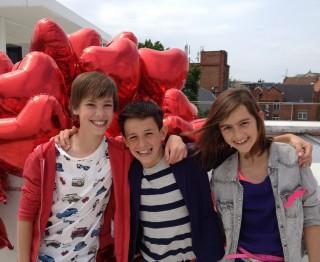 Les Trois