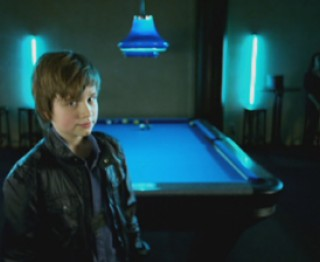 Glenn als Justin Bieber