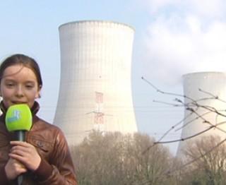 Kerncentrale in Doel