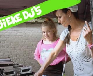 Sjieke Dinges: DJ