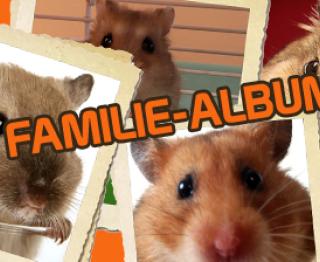 Hoera: familie-album