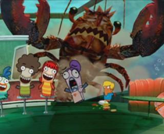 Disney's Fish Hooks: het verhaal