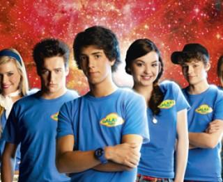 Galaxy Park: het verhaal