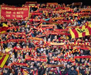 KV Mechelen mag niet Europees Spelen