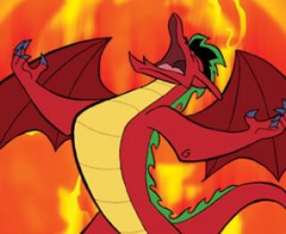 Disney's American Dragon Jake Long