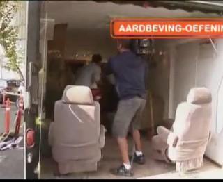 aardbeving-oefening
