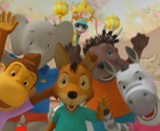 Badou en zijn vrienden