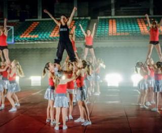 Mijn dans is top: Cheerleaden